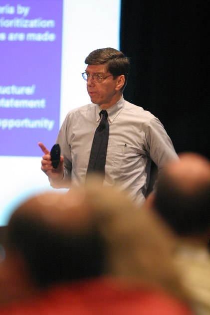 Professor Clayton Christensen